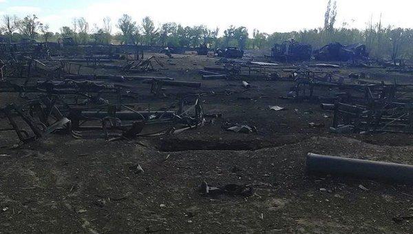 Украина потеряла почти 60 процентов всей военной техники