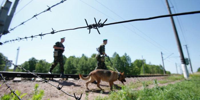 В Ростовской области убит российский пограничник