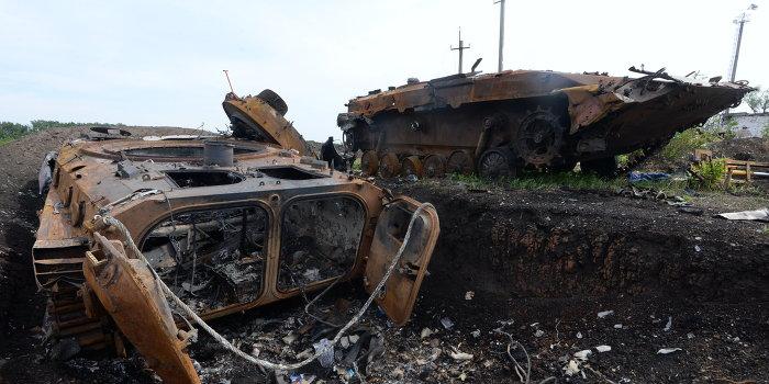 Украинские военные требуют от Порошенко радикальных решений