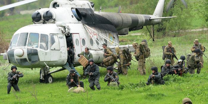 Украина готовится взять реванш под Полтавой