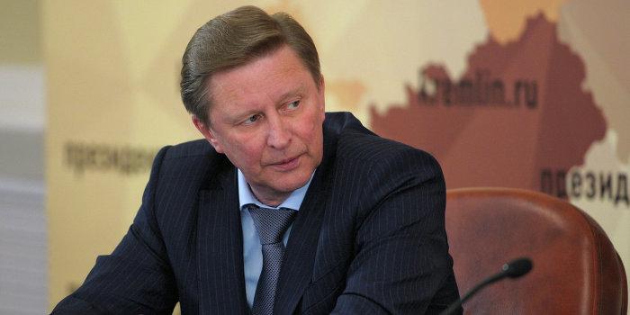 Сергей Иванов надеется на поражение «Партии войны» на Украине