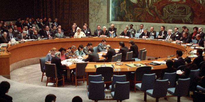 ООН: Антитеррористические законы Киева нарушают все правовые стандарты