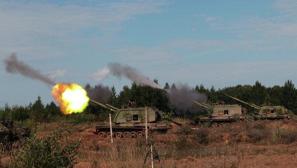 Под Луганском обстреляли миссию ОБСЕ