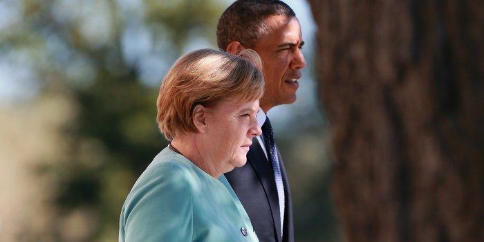 Ангела Меркель предала собственный народ