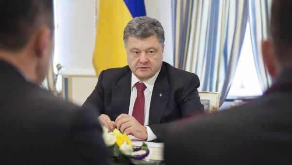 Порошенко будет защищать Украину своим полусекретным указом