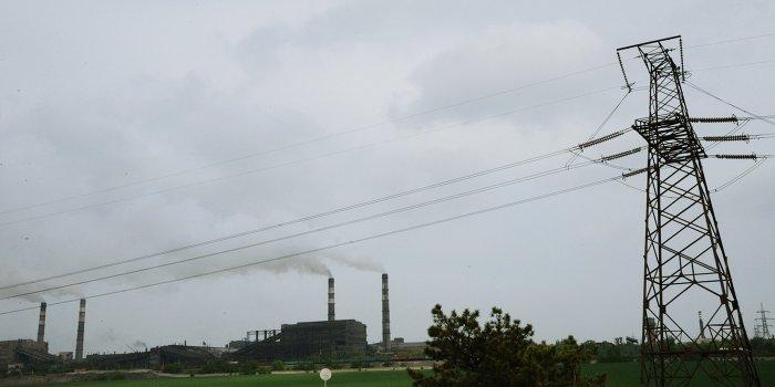 Семь регионов Украины перешли на «веерные» отключения электричества