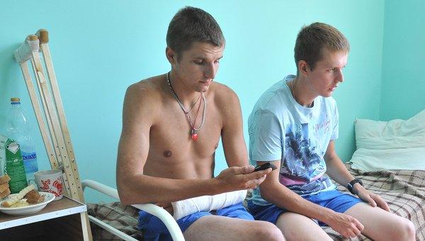 Инвалиды «АТО» украинское государство не интересуют