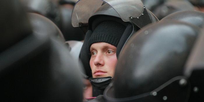 В Житомире украинские военные готовятся к наступлению