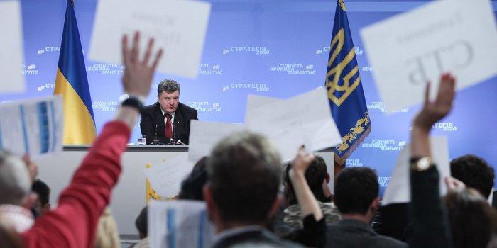 Президент Украины хочет увеличить расходы на оборонку до 5% ВВП