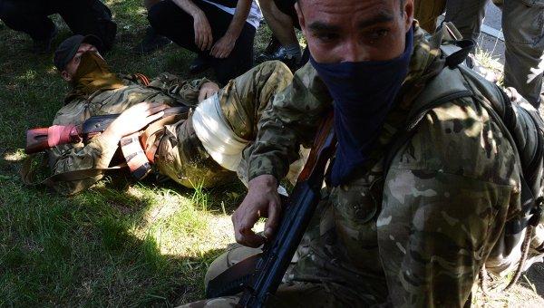 Александр Жилин: О российских добровольцах на Донбассе надо говорить как о героях