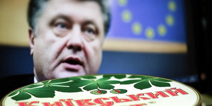 Порошенко обвиняют в подготовке захвата кондитерской фабрики в Житомире