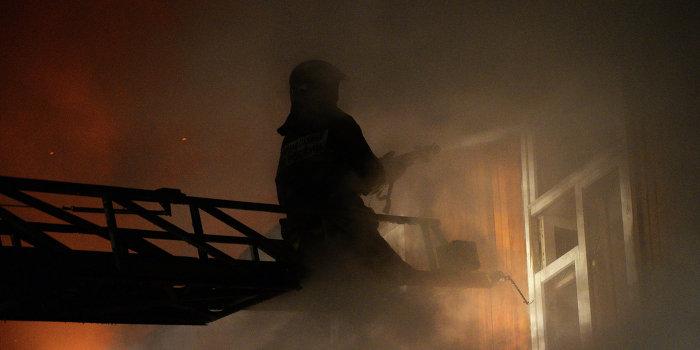 Под Киевом сожгли дом экс-секретаря СНБО Андрея Клюева