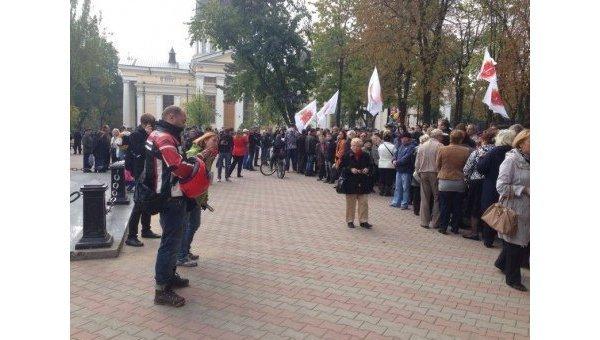 В Одессе начался Антимайдан