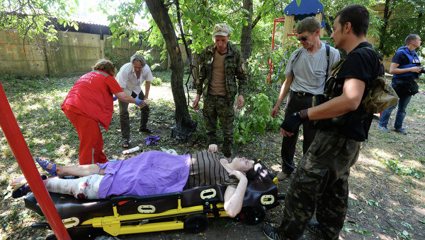 Руска Реч: «Наносят удары по школам, больницам и музеям»