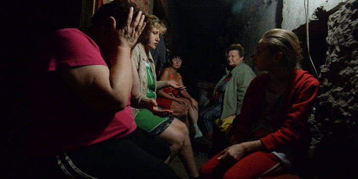 На Украине увеличился объем торговли людьми