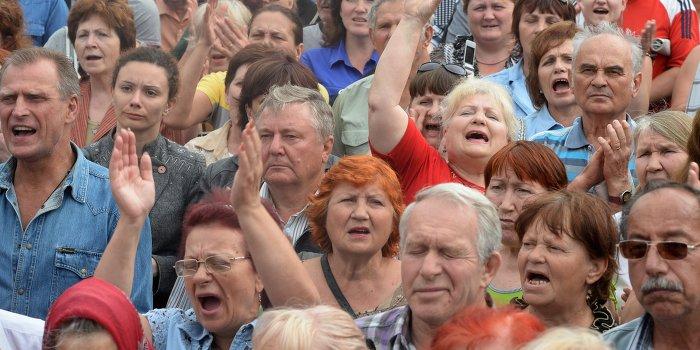 «Ситуацию в Харькове сознательно раскачивают»
