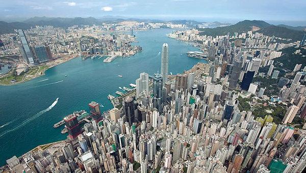 Восстание в Гонконге идет строго по сценарию киевского Майдана