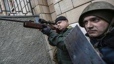 Reuters: Людей на майдане убивали снайперы оппозиции
