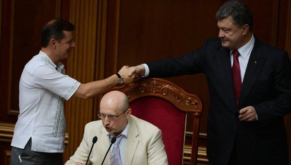 Reuters: Ляшко - будущий премьер-министр Украины