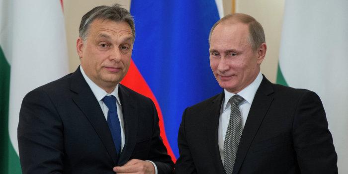 Путин и Орбан обсудят на переговорах Украину и Сирию