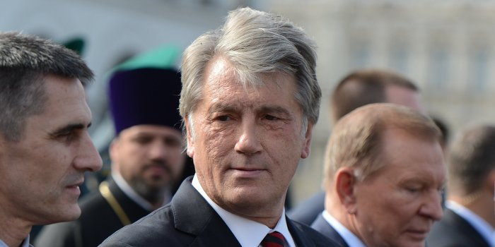Ющенко снова манипулирует своим анализом крови