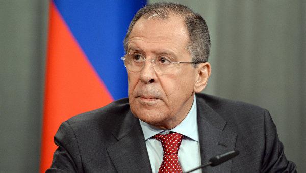Глава МИД России призвал вывести из Донбасса всех наемников