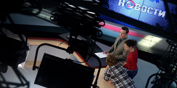 Украинский эксперт: На российском ТВ есть свобода слова, на Украине это невозможно