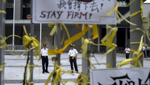 Зачем на улицы Гонконга вернулись демонстранты?