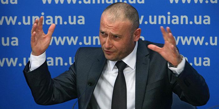 «Киберберкут» обнародовал компромат на Дмитрия Яроша