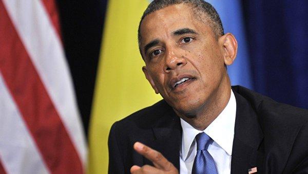 Обама признался в причастности к госперевороту на Украине
