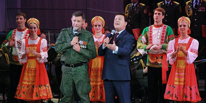 Ополченцы используют новое «психологическое оружие» -  российские песни
