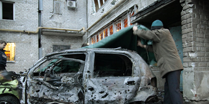 Басурин: В результате хаотичных обстрелов ВСУ погибли 16 мирных жителей