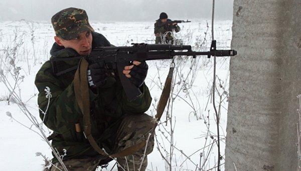 Захарченко: Украинская армия - не конкурент ополчению народных республик