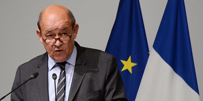 Франция присоединилась к странам, отказавшимся вооружать Украину