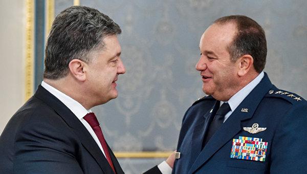 Украине нужен мир, а не оружие