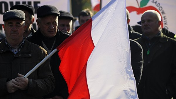 Евросоюз — виртуальная опора Польши