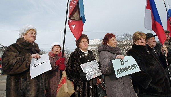 Экс-министр МВД Украины: страна стала плацдармом геополитического сражения
