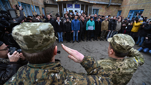 Житель Харькова получил срок за отказ от мобилизации