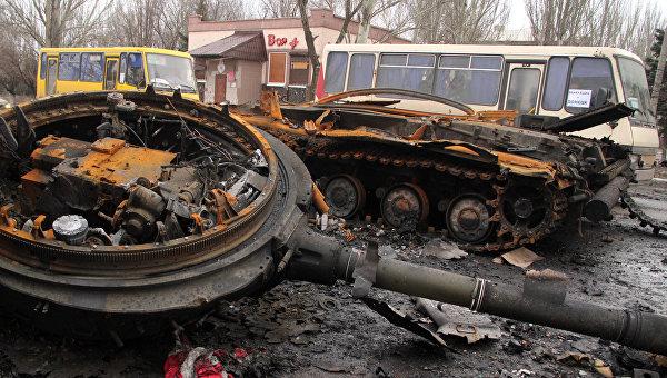 ДНР: Киев срывает эвакуацию мирного населения из Дебальцево