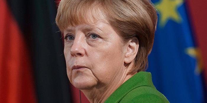 Меркель: Германия привержена идее «большой Европы» от Владивостока до Лиссабона