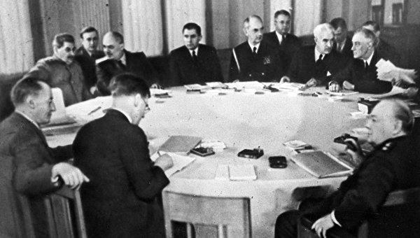 Уроки Ялты и «дорожная карта» для обустройства современного мира