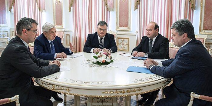 Сорос отказался инвестировать в Украину