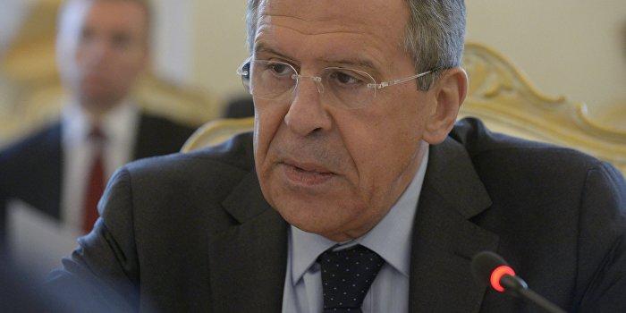 Лавров: Президент Украины утратил монополию на применение силы