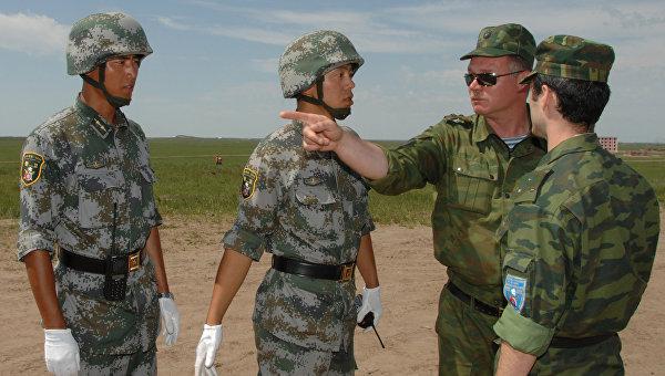 Глупо смешивать с грязью русско-китайские отношения