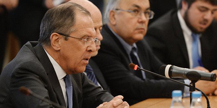 Лавров: На Западе растет поддержка идеи прямого диалога между ЕАЭС и ЕС