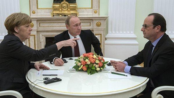 Все решается в Москве, а не в Мюнхене
