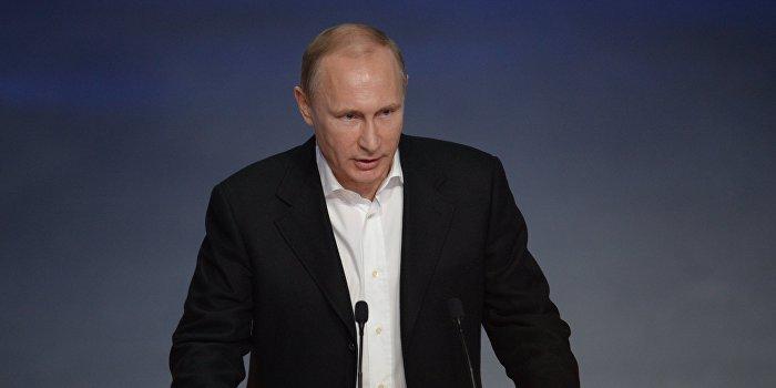 Путин озвучил возможные условия стабилизации ситуации на Украине