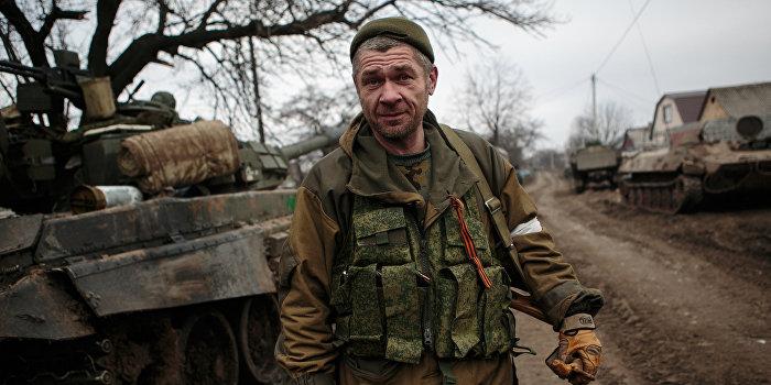 ARD: Российских регулярных войск в Донбассе нет