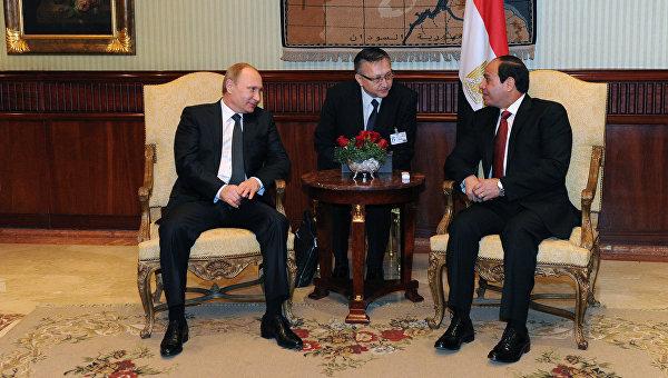 Сближение Египта и России демонстрирует неприятие «американской гегемонии»