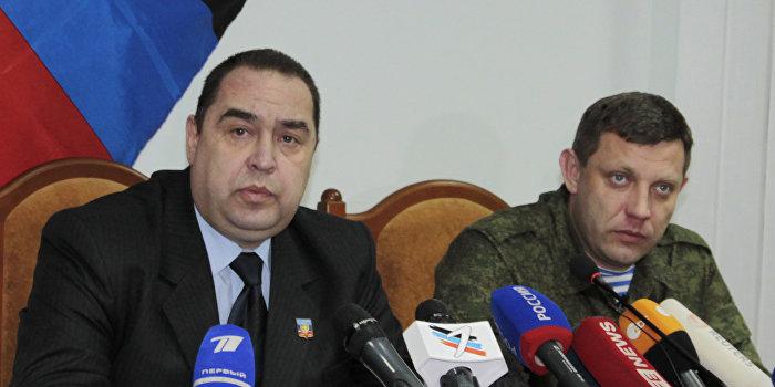 Лидеры ДНР и ЛНР отказались подписать документ, согласованный «четверкой»